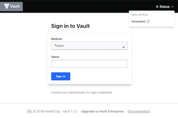 inanzzz | Managing application secrets with Hashicorp Vault